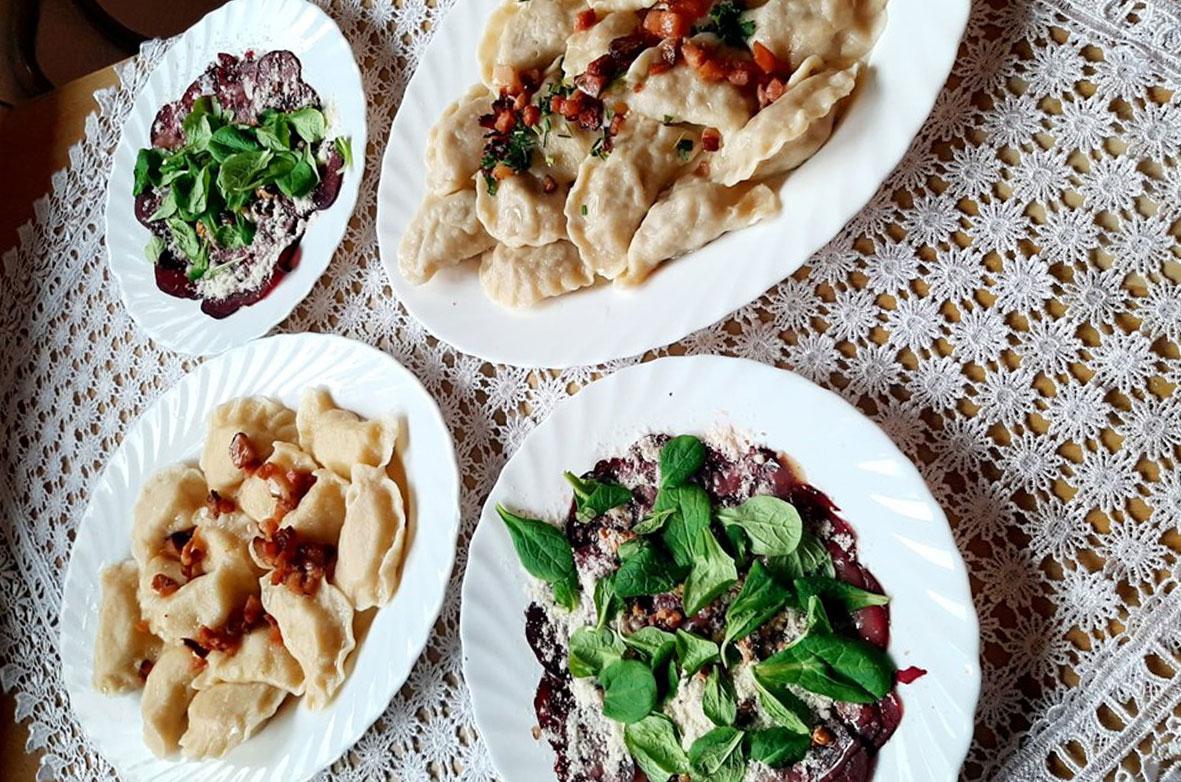 obiad-willa-siklawa-pierogi-zakopane-pyszne